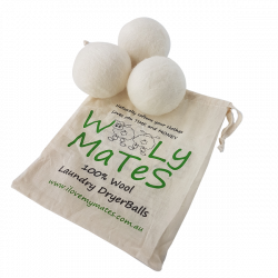 wool dryer balls top up pack 3 australian wool tumble dryer