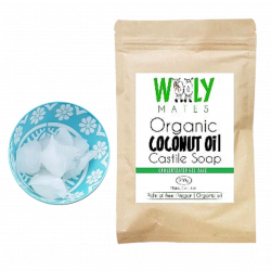 Castile soap eco friendly laundry cleaning